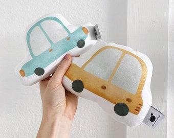 Baby Boy Car Set, Pretend Play Cars, Gift, Stuffed Cars, Baby Shower Gift, Gift for Baby Boy, Toy Cars, Stuffed Baby Cars, Montessori Play