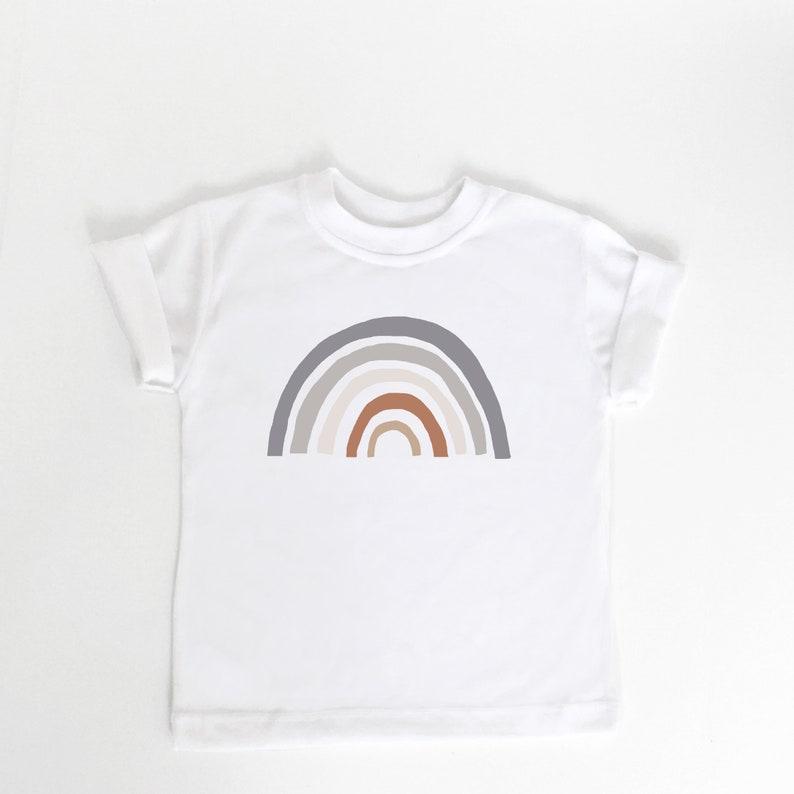 Rainbow T Shirt Regenbogen T Stück Rainbow T Shirt Ihre Etsy