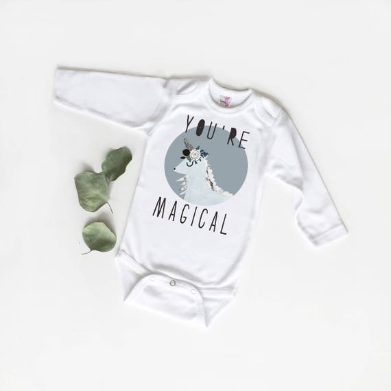 31f8edf3336 Unicorn Bodysuit