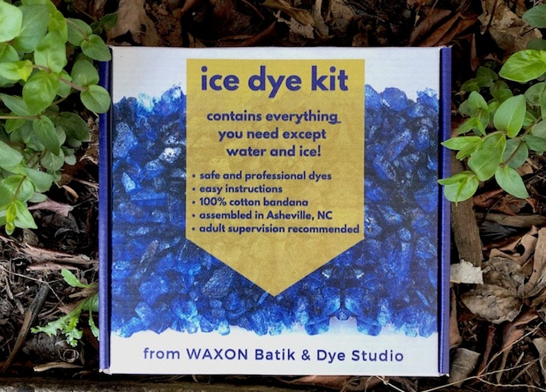 Ice Dye Kit for beautiful at-home DIY dyeing fun  complete image 0
