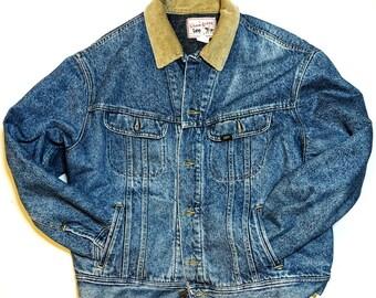 bab8149fb15 Vintage Lee Storm Rider Denim Jacket