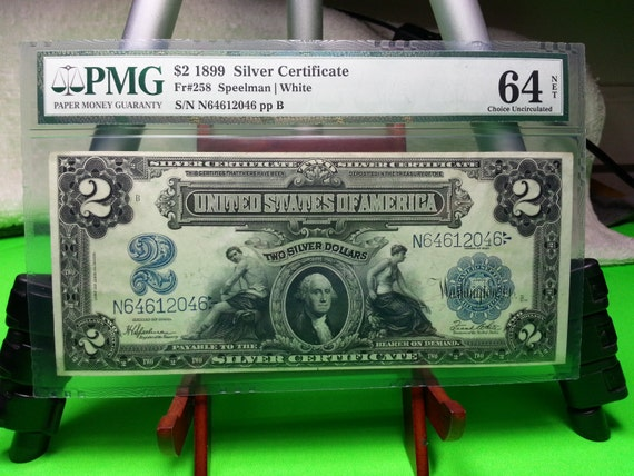 Dies ist selten Papiergeld USA