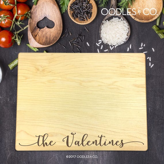 Wedding Gift Home sweet home cutting Kitchen decor,Personalized Cutting Board