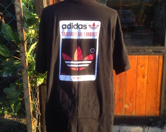 Adidas tshirt 90's