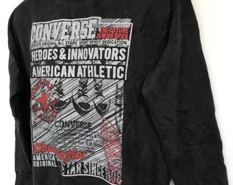 Converse sweatshirt