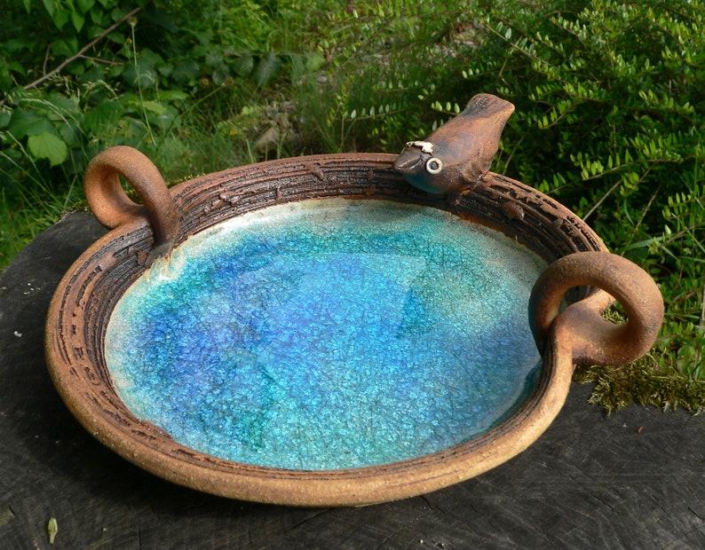Bird Bath Bowl