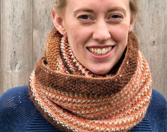 Cambria Cowl Knitting Pattern