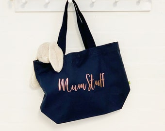 Bum Stuff Bag Mum Bag Nappy Bag Accessories Nappy Storage Personalised