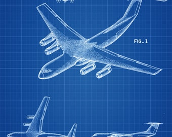 Wright brothers airplane patent vintage aviation art etsy lockheed c 141 airplane patent airplane blueprint pilot gift aircraft decor airplane poster vintage aviation art airplane art malvernweather Choice Image