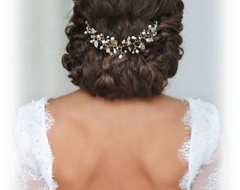 4bdfc56231df Accessoires de coiffure pour mariage   Etsy FR