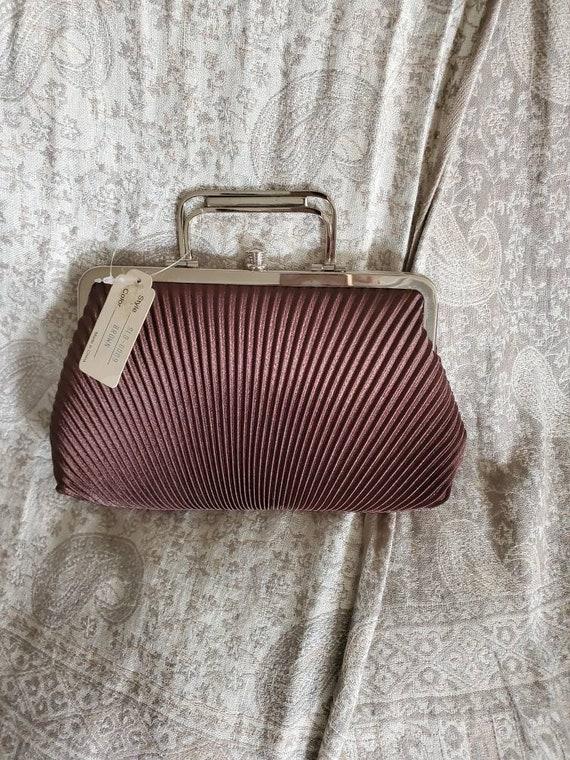 Vintage handbag, vintage pocketbook, vintage eveni