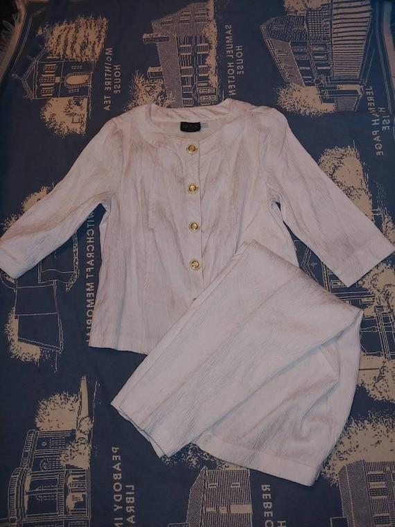 Vintage Bob Mackie pant suit,Bob Mackie pant suit.