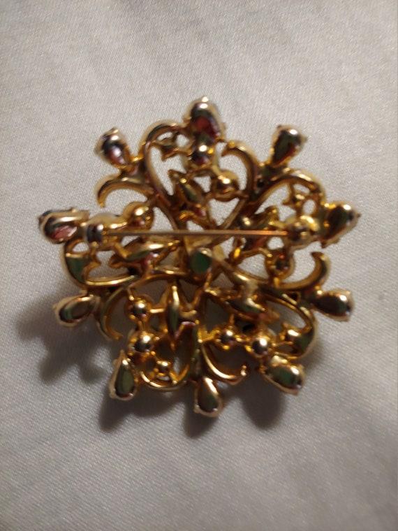 Vintage brooch/pin, vintagebrooch, vintage pin - image 3