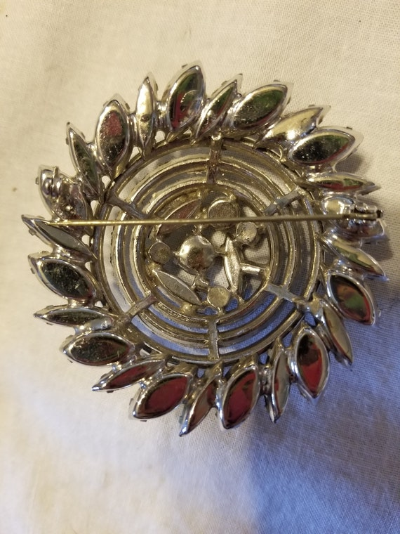 Vintage Art deco brooch, vintage brooch, vintage … - image 5