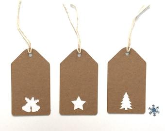 christmas labels christmas gift labels christmas present etsy