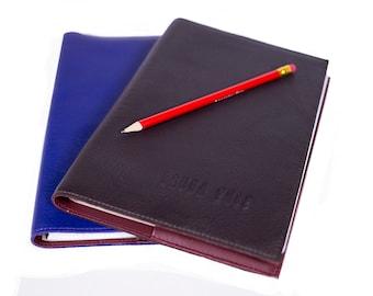Laura Cole Deerskin Leather Journals