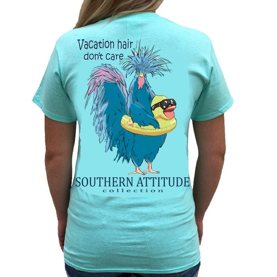 1A Southern Attitude My Anchor In The Storm Cross T-Shirt Purple