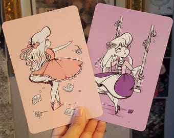 Lolita Fashion Mini impressions 4 x 6