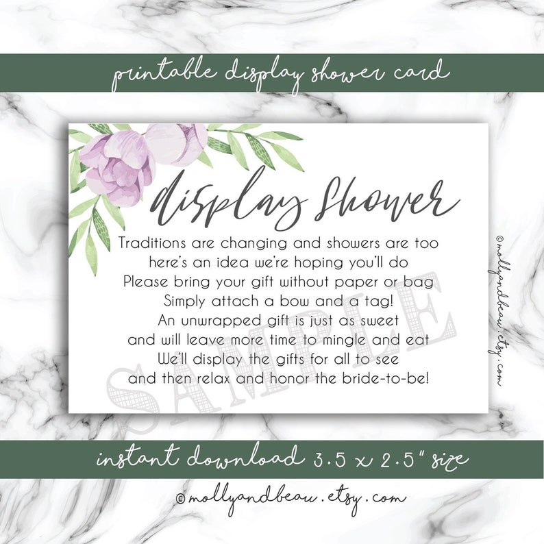 image relating to Printable Bridal Shower Card called Clearly show Bridal Shower Card, Printable Bridal Exhibit Shower Information and facts Card, Present Shower Card Incorporate, Bridal Shower Incorporate Card