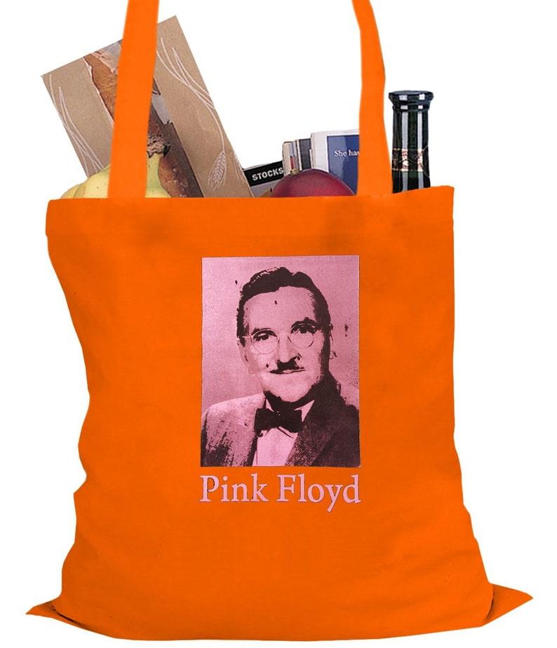 Pink Floyd The Barber Tote Bag