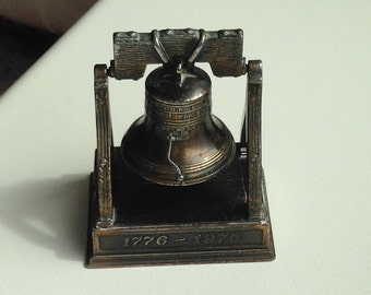 Play Me Liberty Bell pencil sharpener - made in Spain ref 966