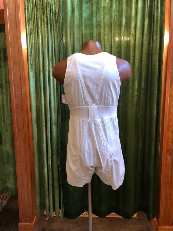 Late 1920s JC Penney Pajama/Underwear Onesie - image 5