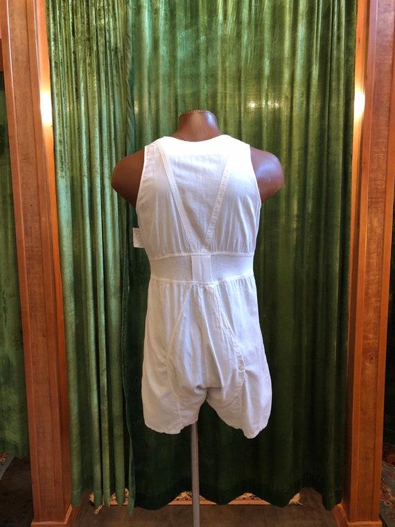 Late 1920s JC Penney Pajama/Underwear Onesie - image 3