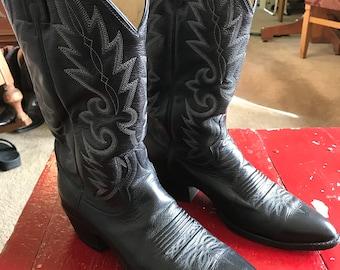 2f382160892 Dan post boots | Etsy