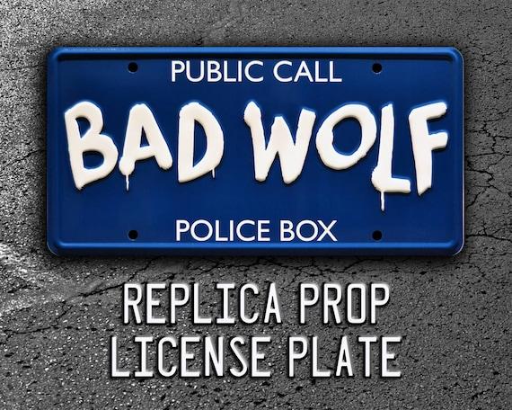 Ryan Gosling Officer K/'s Spinner Metal Stamped Vanity Prop License Plate Celebrity Machines Blade Runner 2049 s99821 Los Angeles