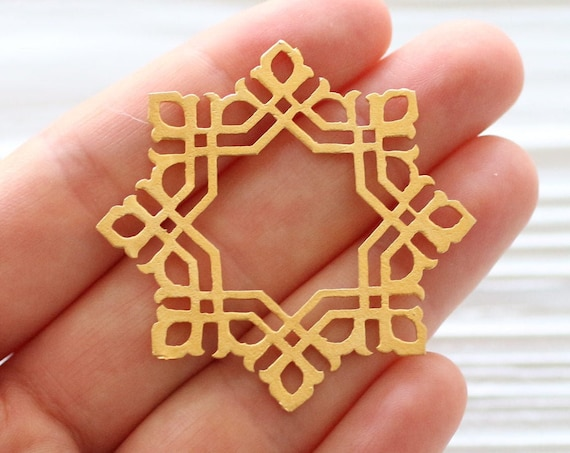 Snowflake pendant gold, snowflakes, large gold snow flakes, gold pendant, large pendants, gold snowflakes, winter, Christmas, snow