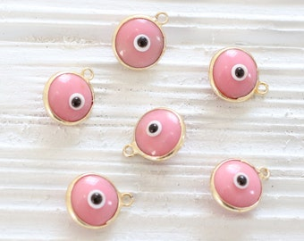Evil Eye Beads and Charm