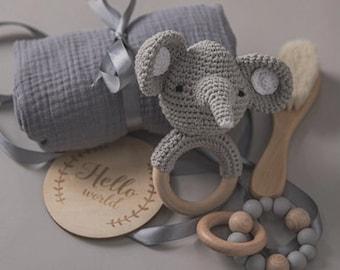 Newborn Baby Shower Gift Set   Welcome Baby Gift Box   Baby Boy   Baby Girl   Unisex Gender Neutral