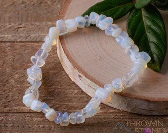 Opalite bracelets \u2022 10mm\u2022 balance \u2022 self-confidence \u2022 change