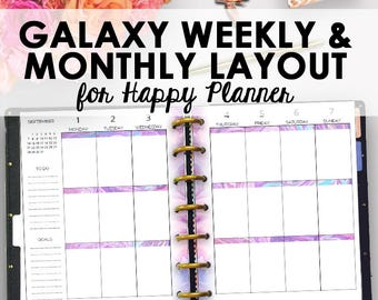 photograph relating to Happy Planner Printable Calendar Pages identify Satisfied planner internet pages Etsy