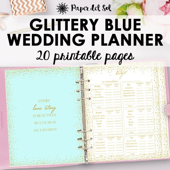 wedding planner printables wedding planning pages printable etsy