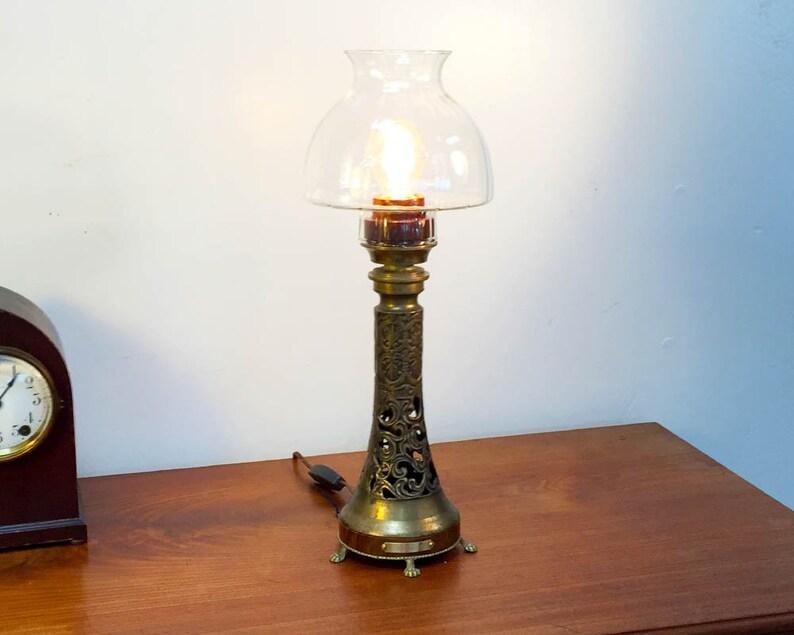 Vintage Brass Monolith