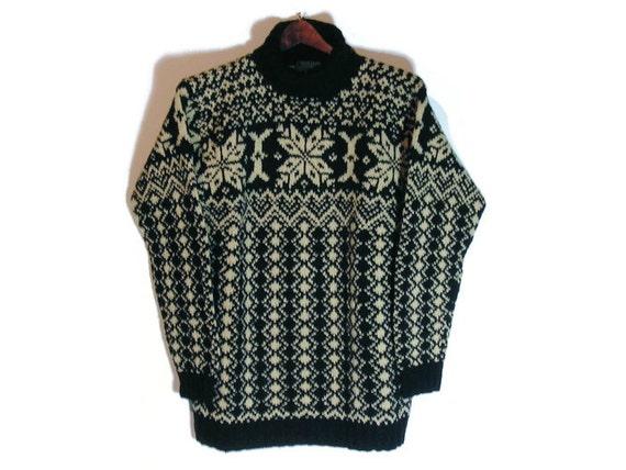 Ralph Lauren Country Vtg Sweater Ralph Lauren Blac
