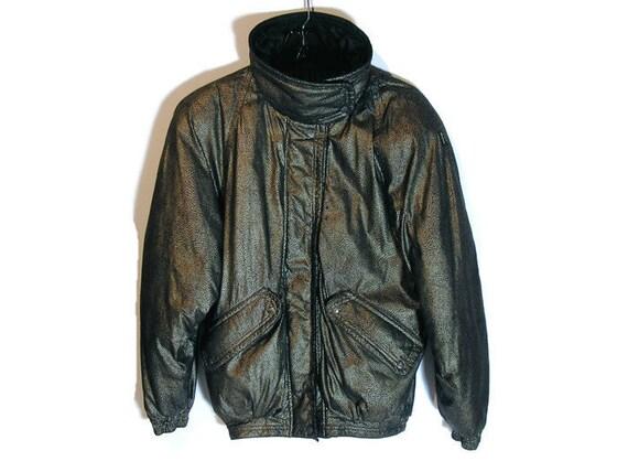 Woman's Vintage Ski Jacket Vintage Skea Ski Jacket