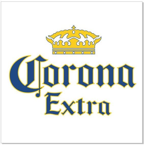 Corona Extra Decal Sticker Car Window Laptop Wall