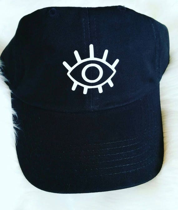 Third eye Evil Eye Baseball Cap Designer Inspired gift  c7f205630de