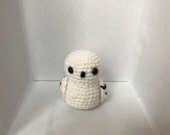 Amigurumi Hedwig