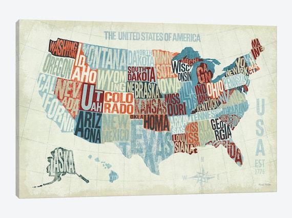 United States Map Art Print, United States Art Print, USA Map Print on world map to print, nevada map to print, miami map to print, arizona map to print, jamaica map to print, belize map to print, katy trail map to print, united states print out, south carolina map to print, missouri map to print, denver map to print, seattle map to print, canada map to print, american revolution map to print, new york map to print, argentina map to print, wisconsin map to print, ukraine map to print, colorado map to print, nicaragua map to print,