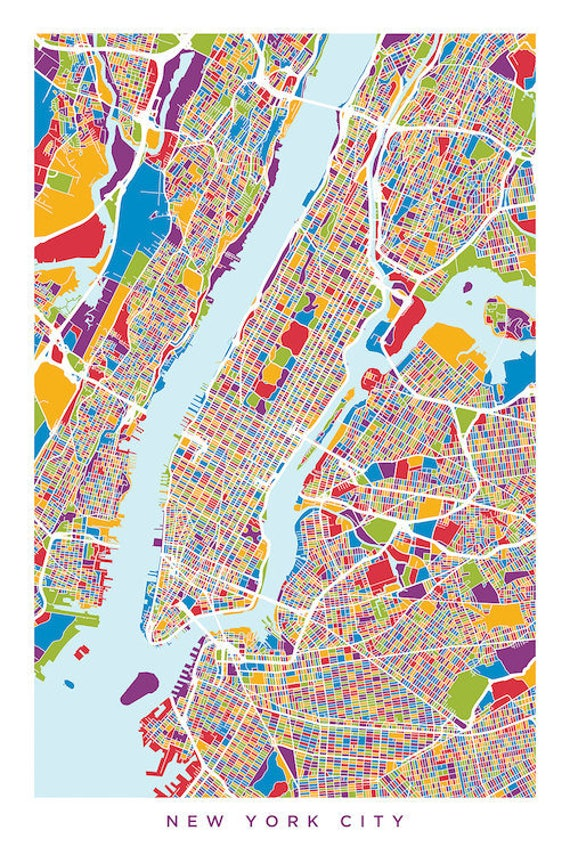 New York City Map, New York City Street Map, New York City Pop Art, Map Of New Yorkcity on map of chicago, map of el paso, map of charleston, map of detroit, map of westchester, map of newport, map of attractions nyc, map of syracuse, map of baltimore, map of boston, map of washington, map of bar harbor, map of madrid, map of sydney, map of london, map of yonkers, map of tehran, map of usa, map of amsterdam,