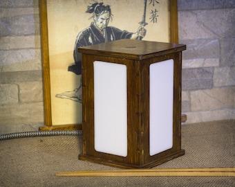 Night Lamp-Wooden Lamp-Desk Lamp
