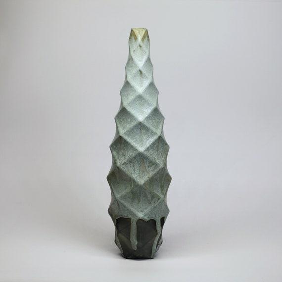 Contemporary handmade ceramic planter