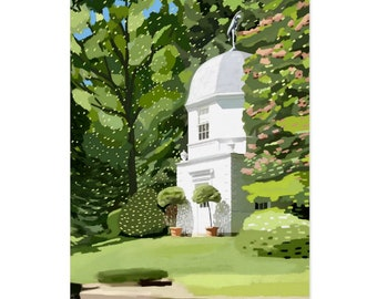 Summerhouse - Note Cards