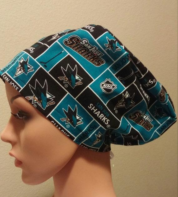 Headwear Chemo Cap Anaheim Ducks Scrub Cap Surgical Cap
