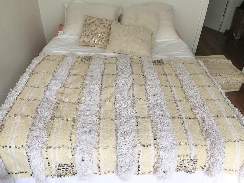 Moroccan Wedding Blanket.Moroccan Wedding Blanket Sia Vintage Handira Berber Blanket Morrocan Bedding Vintage Throw Moroccan Decor Handira Blanket