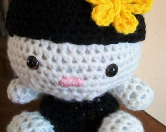 Plush Ladybug crochet, amigurumi ladybug, ladybug, ladybug, ladybug crochet stuffed doudou, blanket, amigurumi, toy