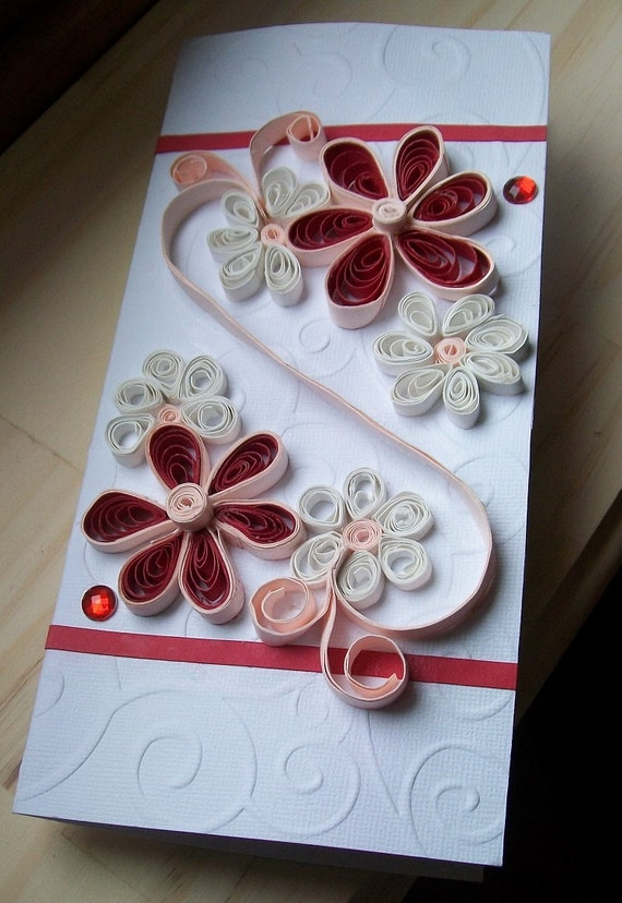 Mapa Quilling Rocznica Quilling Quilling Kwiaty Strony Etsy